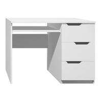 Psací stůl - MODERN TYP A - bílá