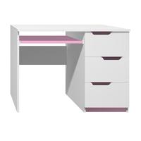 Psací stůl - MODERN TYP A - růžová