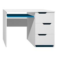 Psací stůl - MODERN TYP A - tmavě modrá