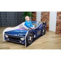 Dětská autopostel DISGREE V8 122 180x80 cm + MATRACE