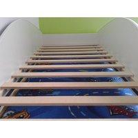 Dětská autopostel no.077 160x80 cm + MATRACE