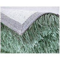Kusový koberec Shaggy MAX inspiration - zelený