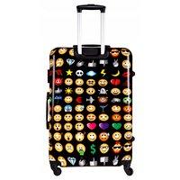 Cestovní kufry EMOTIKONY