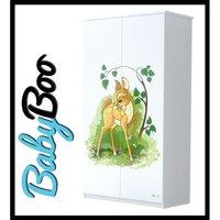 Dětská šatní skříň BAMBI