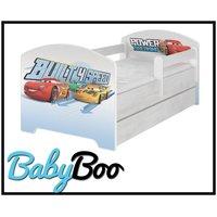 Dětská postel Disney - CARS 160x80 cm