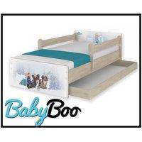 Dětská postel MAX se šuplíkem Disney - FROZEN 160x80 cm