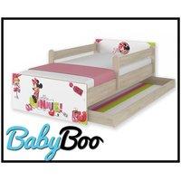 Dětská postel MAX se šuplíkem Disney - MINNIE I 160x80 cm