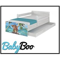 Dětská postel MAX bez šuplíku Disney - MOANA 180x90 cm