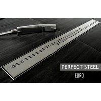 Odtokový sprchový žlab EURO steel