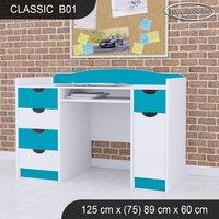 Dětský psací stůl CLASSIC - TYP 1