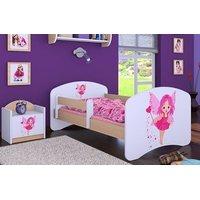 Dětská postel bez šuplíku 140x70cm VÍLA