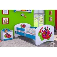 Dětská postel bez šuplíku 140x70cm ŽELVIČKA