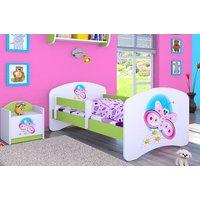 Dětská postel bez šuplíku 140x70cm MOTÝLEK