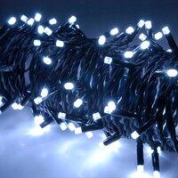 Vánoční svítící řetěz - rampouchy - 300 LED