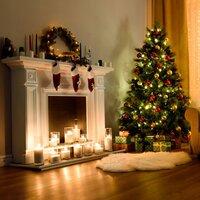 Skladem: Vánoční stromek - diamantová borovice 180 cm