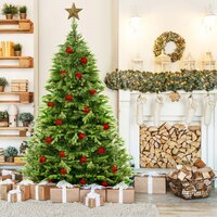 Vánoční stromek - smrk 220 cm