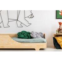 Dětská postel z masivu BOX model 4 - 190x80 cm
