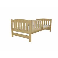 Dětská postel z MASIVU 180x80cm bez šuplíku - DP002