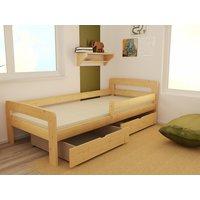 Dětská postel z MASIVU 160x80 cm bez šuplíku - DP 025