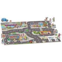 Puzzle Silnice město - 15 dílků