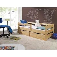 SKLADEM: Dětská postel z MASIVU 180x80cm bez šuplíku - DP019