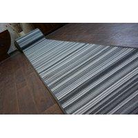 Moderní běhoun LINES 67x100 cm