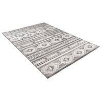 Kusový koberec ETHNIC černý - typ D