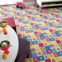 Dětský koberec BUTTERFLY