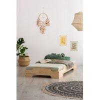 SKLADEM: Dětská postel z masivu BOX model 8 - 200x90 cm