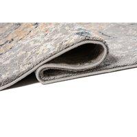 SKLADEM: Kusový koberec SHAGGY AMAZON - typ C - šedý - 200x290 cm