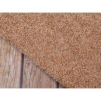 Kusový koberec SHAGGY WIKI – cappucino hnědý