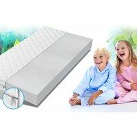 Dětská pěnová matrace JUNIOR MAX RELAX 160x80x10 cm