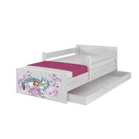 SKLADEM: Dětská postel MAX bez šuplíku Disney - SOFIE PRVNÍ 180x90 cm - norská borovice