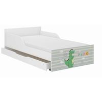 Dětská postel FILIP - DINO 180x90 cm