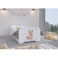 Dětská postel KIM - LIŠKA 160x80 cm