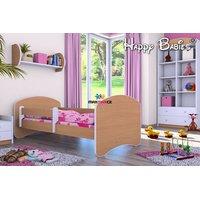 Dětská postel 140x70 cm - BUK