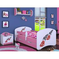 Dětská postel se šuplíkem 160x80cm ZÁVOĎÁK