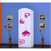 Dětská skříň FALL IN LOVE - TYP 5A