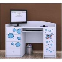 Dětský psací stůl LETADLO - TYP 1