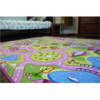Dětský koberec SWEET CITY