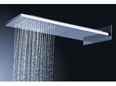 Sprchová hlavice RAINFORCE SLIM lesk