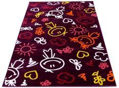 Dětský koberec SMILE purple