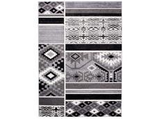 Moderní kusový koberec MATRA šedý H110A
