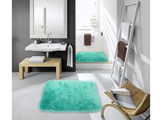 Koupelnová plyšová předložka MÁTOVÁ