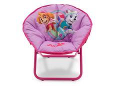Dětská rozkládací židlička Tlapková patrola PINK