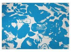 Moderní koberec ENERGIZE - modrý (8025-04)