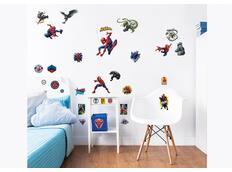 Dětské samolepky - SPIDERMAN II
