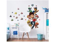 Velké dětské samolepky Disney - TLAPKOVÁ PATROLA