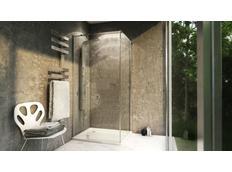 Sprchový kout UNO LINE 80x100 cm