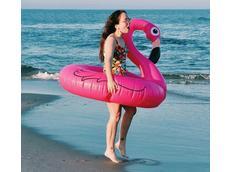 Nafukovací plavací kruh PLAMEŇÁK